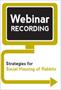 Strategies for Social Housing of Rabbits (Recording)